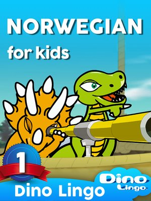 cover image of Norwegian for Kids, Lesson 1